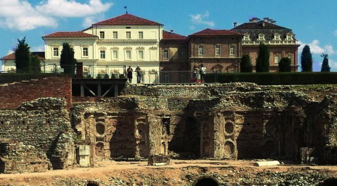 Le antiche rovine