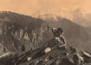 Visioni tra le rocce - Museo Nazionale della Montagna