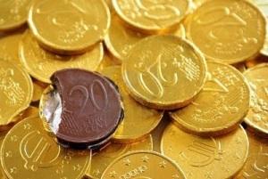 soldi di cioccolato